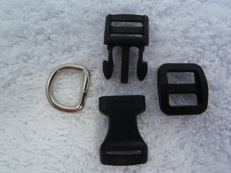 Dog Collar Hardware Kit Uk