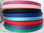 19mm Polypropylene Webbing 3/4in Wide 1m