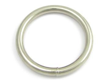 1 x 25mm Stainless Steel Welded O Rings 1""